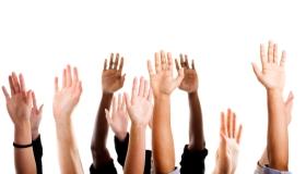 raising-hands